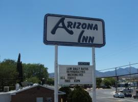 Arizona Inn, Kingman (Near Yucca)