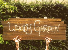 Hai Phong woody garden hostel