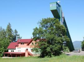 Areál U Můstku, Frenštát pod Radhoštěm (Tichá yakınında)