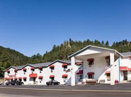 Rodeway Inn Near Mt. Rushmore Memorial