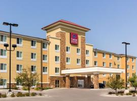 Comfort Suites Hotel & Convention Center Rapid City