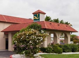Quality Inn & Suites Del Rio North