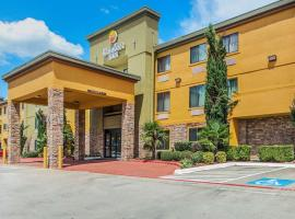 Comfort Inn Dallas Park Central