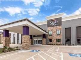 Sleep Inn Dallas Love Field-Medical District