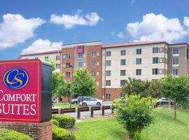 Most Booked Hotels Near Kings Dominion In The Past Month Comfort Suites At Virginia Center Commons