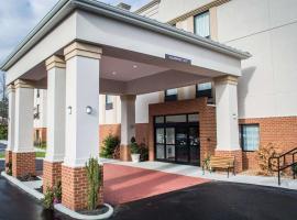 Sleep Inn & Suites Harbour Pointe Midlothian