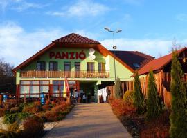 Panoráma Panzió, Matrafured (рядом с городом Mátraháza)