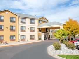Comfort Inn North Colorado Springs