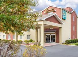 Quality Inn & Suites Meriden