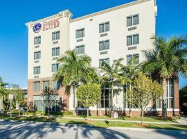 邁阿密機場北舒適套房酒店