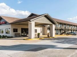 Econo Lodge Inn & Suites Shepherd of the Hills Expy