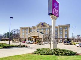 Comfort Suites Vicksburg
