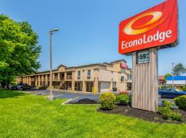 Econo Lodge Mount Laurel