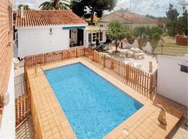 Four-Bedroom Holiday Home in Pozo Estrecho
