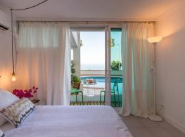 morlaco: apartment for 2 people front of the sea