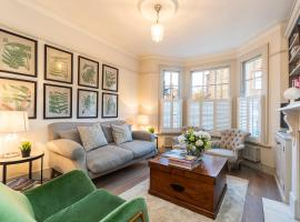 2 bed house in Putney by the River Thames!