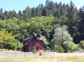 Berry Glen Redwood Park Loft Wild Elk Next To Trails
