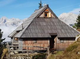 Chalet Gorenjka - Velika planina