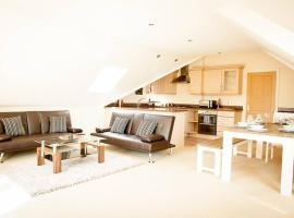 Spacious Swanage Penthouse