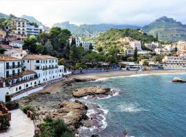 Le Carillon Taormina Bay - with Private Beach