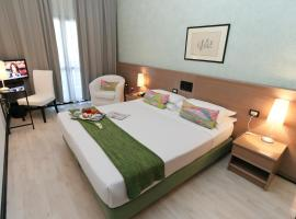 Hotel Forum, Sant'Ilario d'Enza (Praticello di Gattatico yakınında)