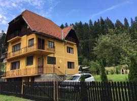 Balázs Holiday Apartment