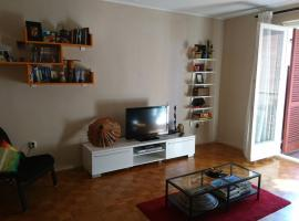 Budget apartment in Porec