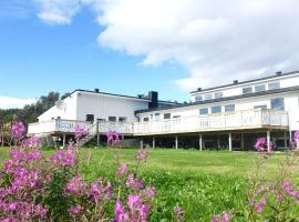 Varangertunet Rooms and Apartments