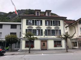 Mountain Hostel Haslital