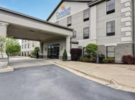 Comfort Inn & Suites Hot Springs