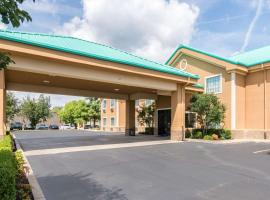Quality Inn and Suites Alma