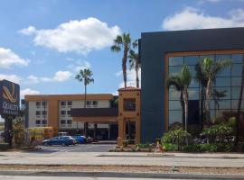 Quality Inn Suites Los Angeles Airport Lax