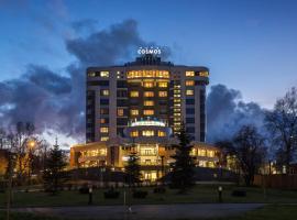 Космос Петрозаводск Отель