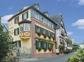 Mosel-Landhaus Hotel Oster, Ediger-Eller (Neef yakınında)