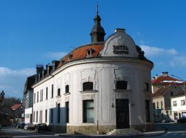 Hotel Central, Хрватска-Костайница