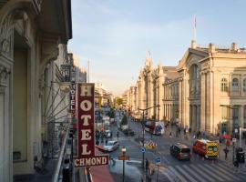Hotel Richmond Gare du Nord