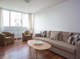 Pasternak DLX Apartment