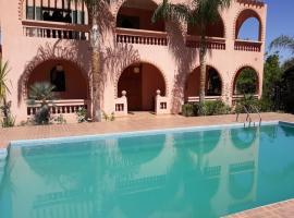 Refuge Villa & Riad Aicha