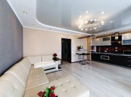 Apartment on Pugacheva 51b