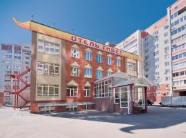 Отель «Тибет»