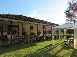 La Cabaña Ecohotel (River House) - Valle de Cocora