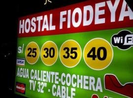 Hostal Fiodeya