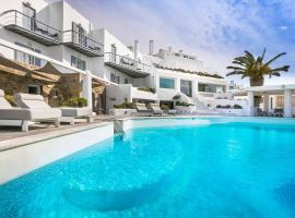 Most Booked Budget Hotels In Mykonos This Month Ilio Maris