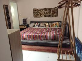Beautiful room 8 minutes walk from the airport