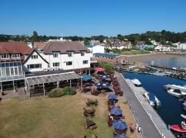 Salterns Harbourside Hotel