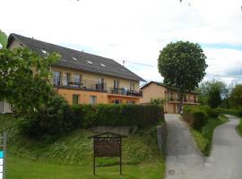 Appartments Kastanienbaum, Schiefling am See (Plescherken yakınında)