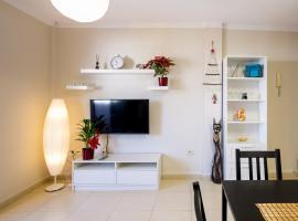 Two-Bedroom San Sebastian Apartment