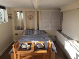 Self-contained small appt. Weymouth