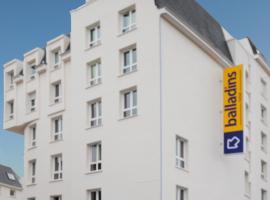 Hôtel balladins Eaubonne, Обонн (рядом с городом Ermont)