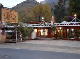 Hosteria y restaurant Origen Criollo